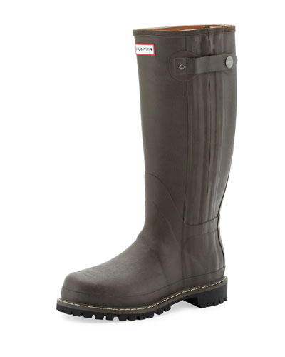 Hunter Boot Balmoral Sovereign Boot, Brown