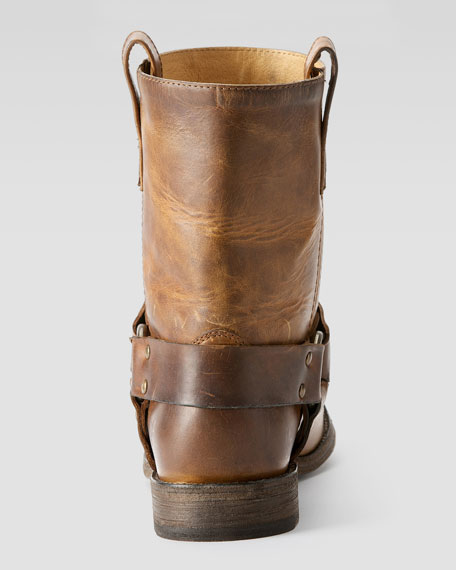 Smith Harness Boot, Tan