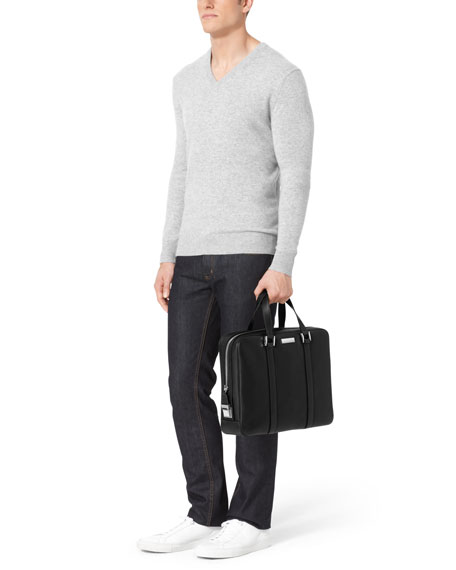 Dunmore Leather Briefcase