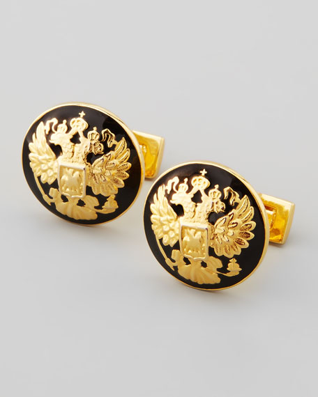 Double Eagle Cufflinks