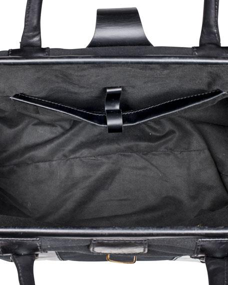 Stefan Overnight Bag, Black