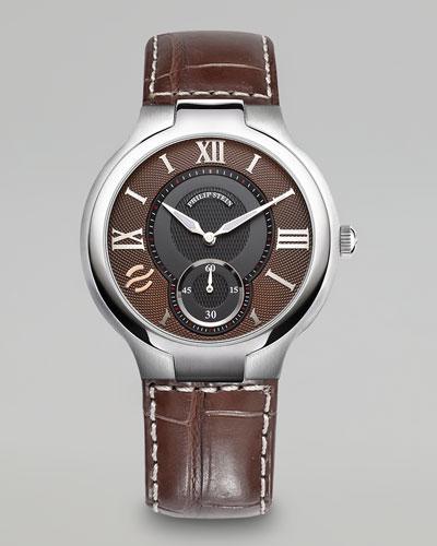Philip Stein Signature Men's Stainless Steel Chronograph Watch