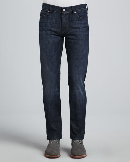 Slimmy Slim-Fit Jean, LA Dark