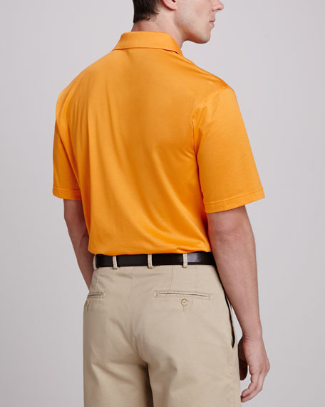 Tennessee Gameday Polo, Orange