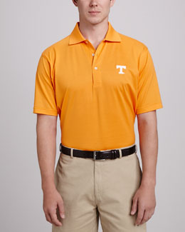 Peter Millar Tennessee Gameday Polo, Orange