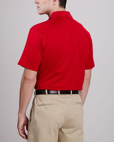 Nebraska Gameday Polo, Red
