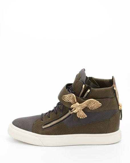 Men's Golden Eagle High-Top Sneaker