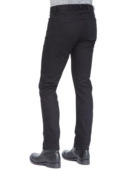 Basic Denim Jeans, Black