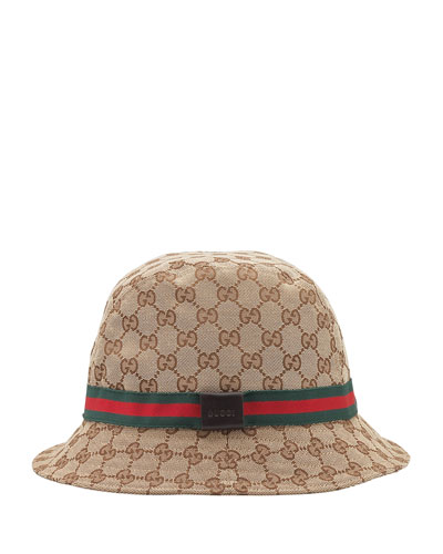 gucci gg bucket hat beige. Black Bedroom Furniture Sets. Home Design Ideas