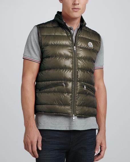 10a16c9fdf09 Moncler Gui Lightweight Puffer Vest