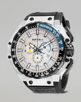 Brera Gran Turismo Stainless Steel Watch