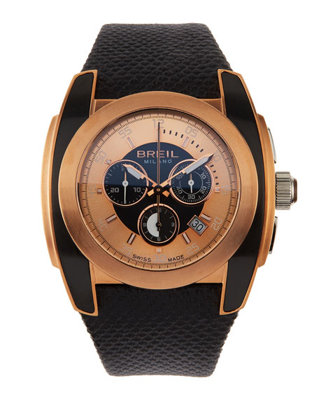 Manta 1970 Rose Gold Chronograph Watch