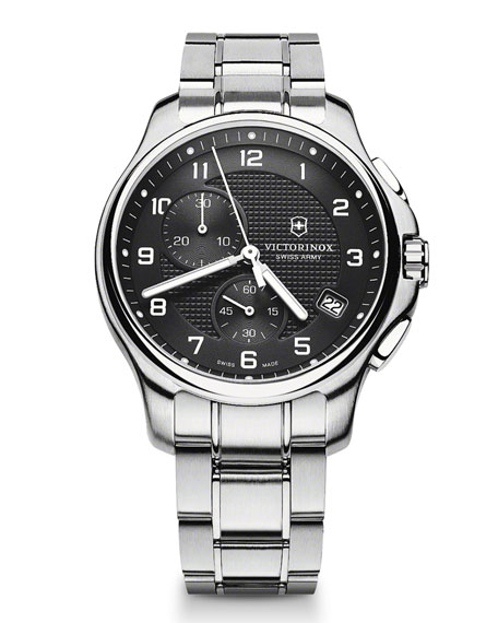 Officer's Chronograph Watch