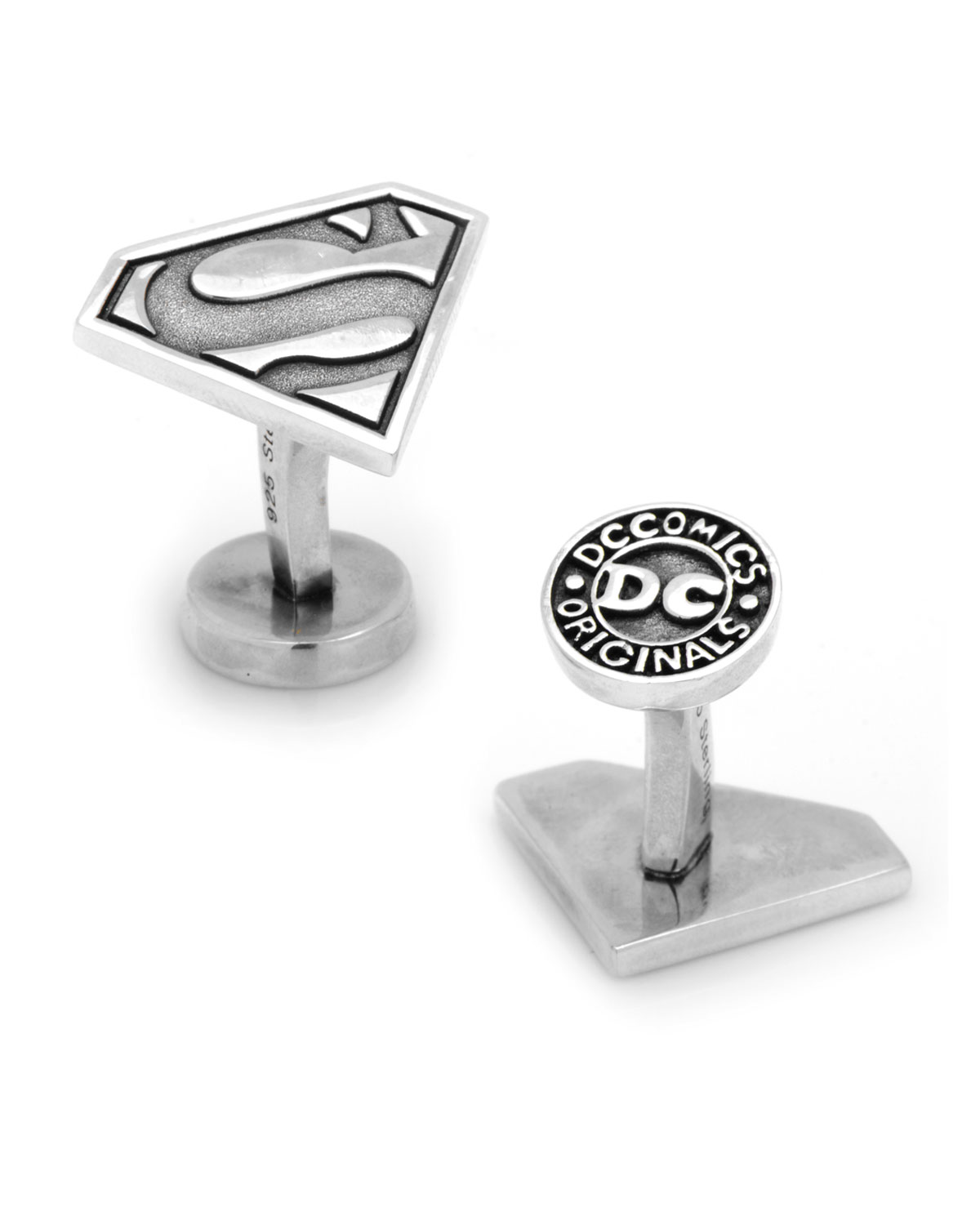 Cufflinks Inc. 3D Star Wars Stormtrooper Sterling Silver Cuff Links knVZ2Rv