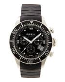 Breil Milano Manta Chronograph Men's Watch, Black