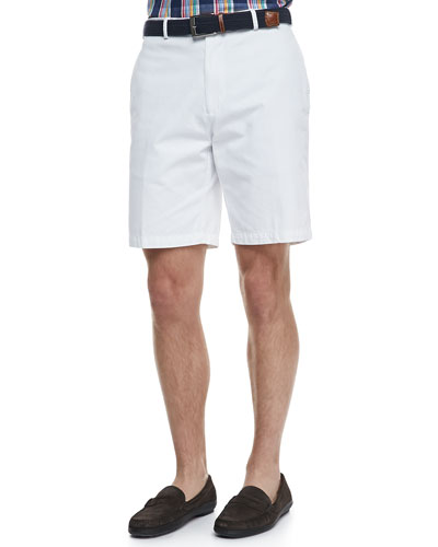Winston Washed Twill Shorts