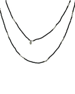 Stephen Webster Bead & Silver Thorn-Spacer Men's Chain