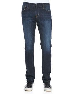 AG Adriano Goldschmied Graduate Robinson Jeans, Indigo