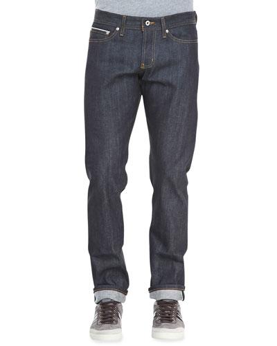 WeirdGuy Left Hand Indigo Selvage Jeans
