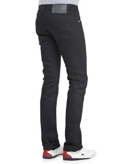 SkinnyGuy Power-Stretch Jeans, Black