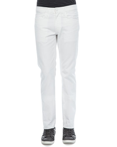 J Brand Jeans Kane White Smoke Jeans