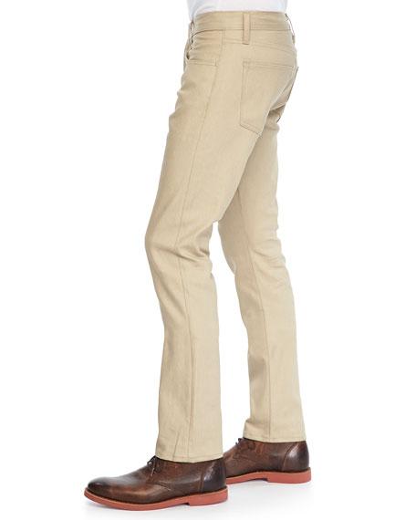 Kane Stretch Raw Grain Jeans