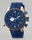 Brera Sottomarino Diver Watch, Navy