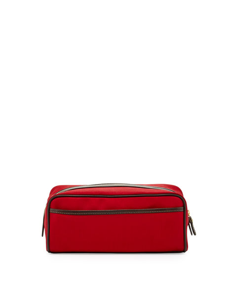 Keep All Twill Travel Kit, Red