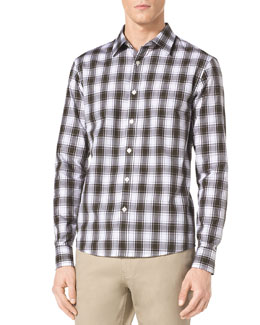MICHAEL KORS  Macauley Check Shirt
