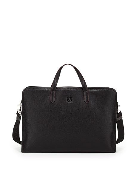 Toledo Men's Computer Bag, Black