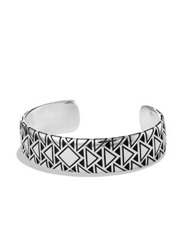 David Yurman Frontier Wide Cuff