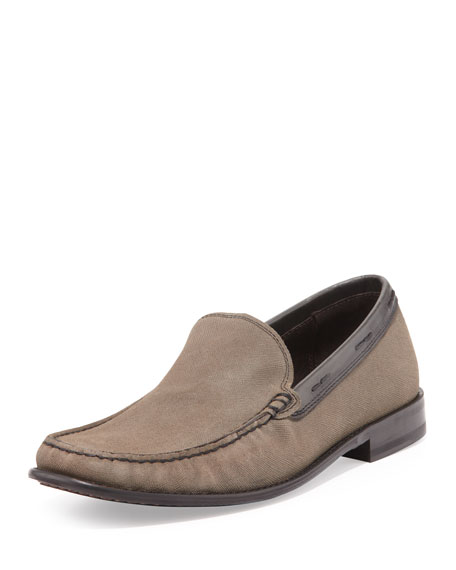 Sid Buck Venetian Loafer, Tan