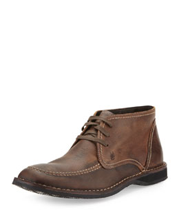 John Varvatos Star USA Hipster Lace-Up Work Boot