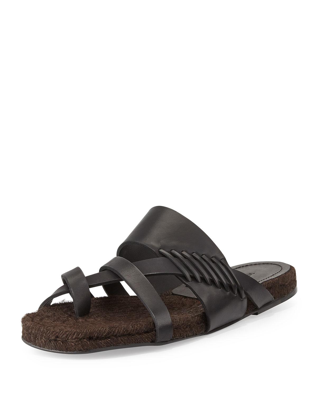 Tom Ford Barnes Strappy Espadrille Sandal