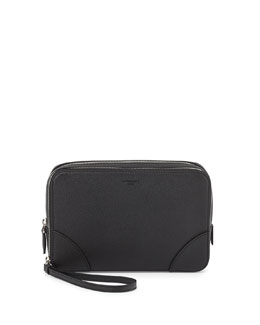 Givenchy Second Men's Stamped Wrist Bag