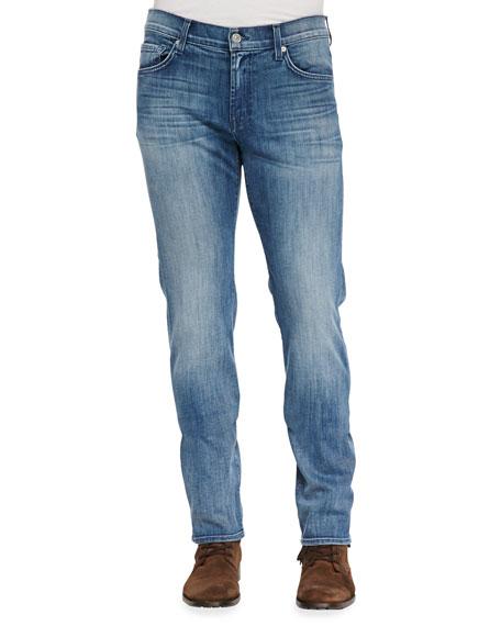Luxe Performance: Slimmy Capri Breeze Jeans