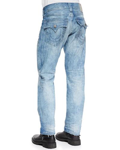 True Religion Ricky Light Foster City Jeans