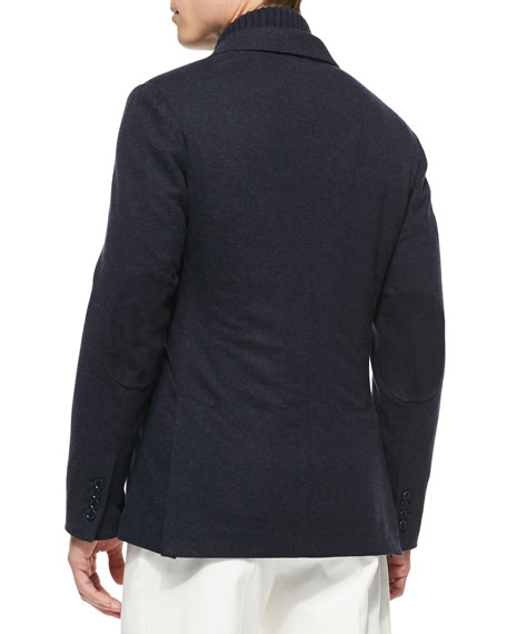 44ddc9a43 Loro Piana Baby Cashmere Sweater Jacket
