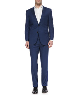 Boss Hugo Boss James Two-Piece Suit, Bright Blue