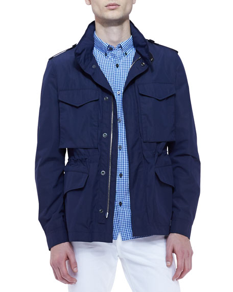 Nylon Field Jacket