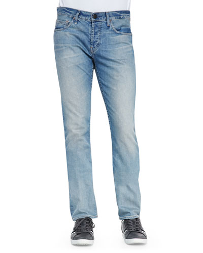 J Brand Jeans Kane Rhodes Faded Jeans