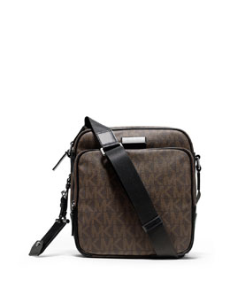 Michael Kors  Men's Large Jet Set Flight Bag