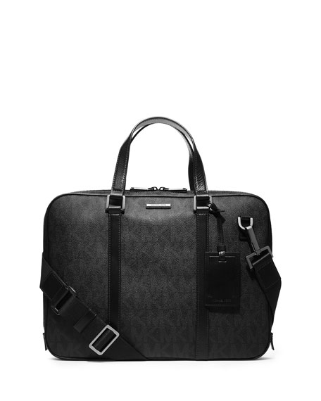 Men's Jet Set Slim Briefcase