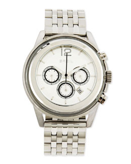 Breil Orchestra Stainless Steel Chronograph Watch