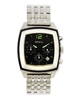 Breil Orchestra Square Chronograph Bracelet Watch