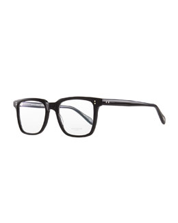 Oliver Peoples NDG I Fashion Glasses, Black