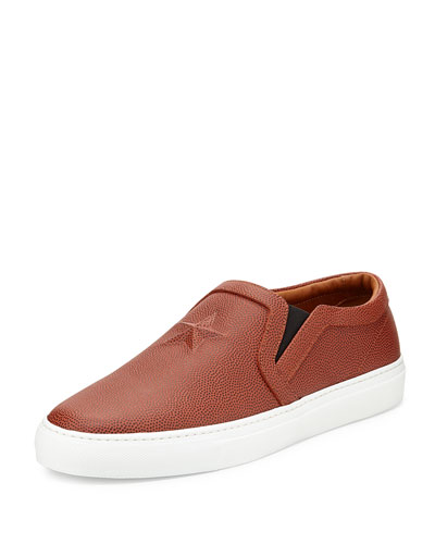 Givenchy Basketball Slip-On Skater Sneaker