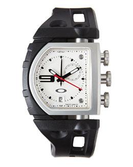 Oakley Fuse Box Unobtainium® Rubber Strap Watch