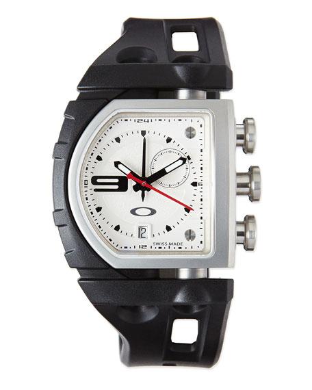 oakley fuse box unobtainium� rubber strap watch oakley fuse box watch fuse box unobtainium& 174; rubber strap watch