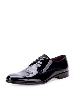 Dolce & Gabbana Siena Patent Leather Shoes